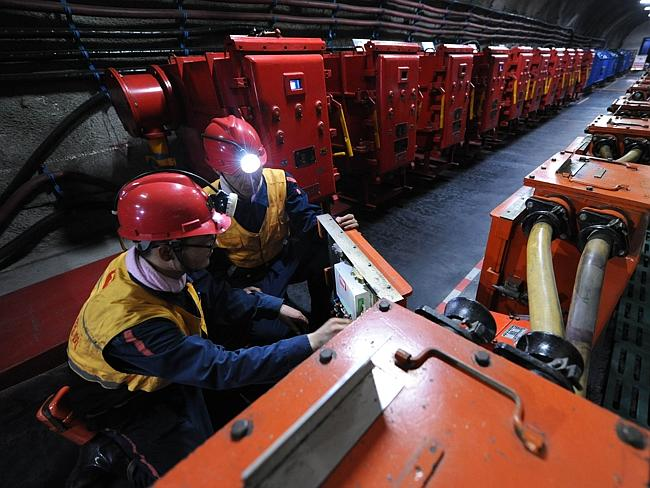 Resources....China has promised to cut coal use by 65 per cent in a bid to cut pollution.