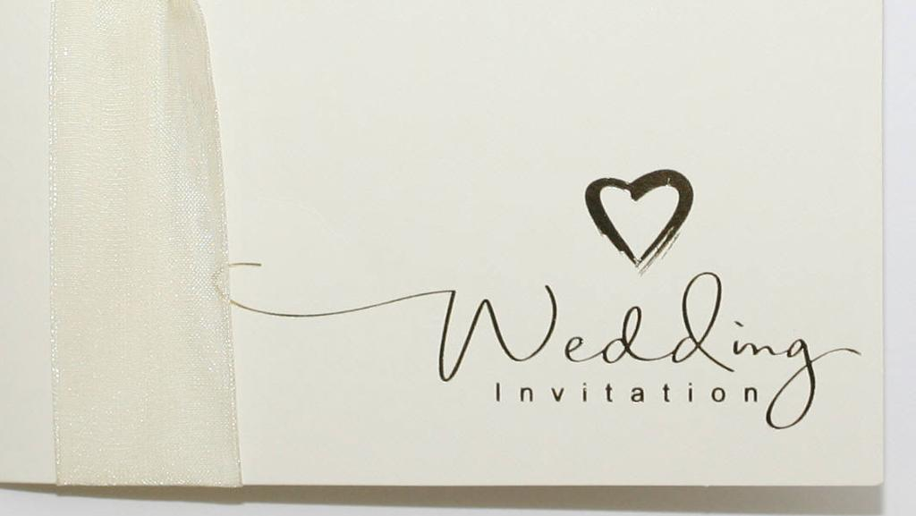 declining wedding invitations because they find weddings too expensive