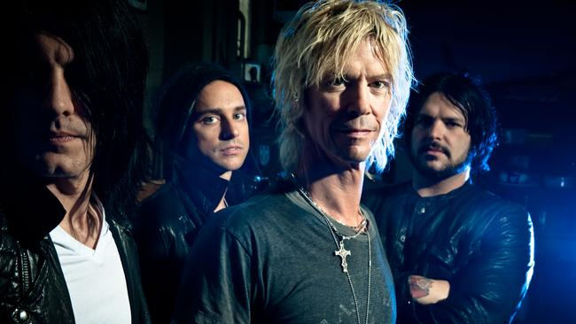 They're back ... Duff McKagan will rejoin former band mates Axl and Slash.