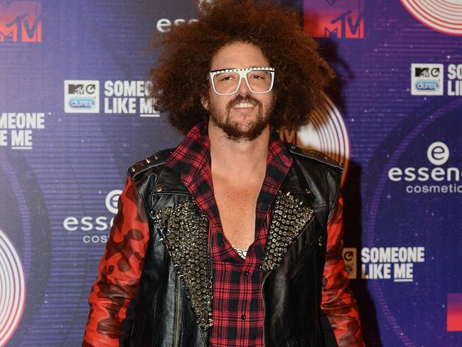 The knives are out for Redfoo on social media.