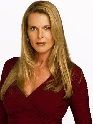 Catherine Oxenberg starred in Dynasty. Picture: Supplied