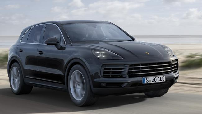 Purists might not like it but the Cayenne is important to Porsche. Pic: Supplied.