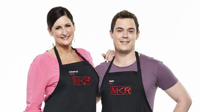 My kitchen rules josh and amy s epic fish fail perth now for Y kitchen rules season 8
