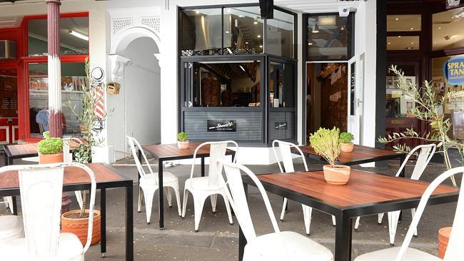 Skewered, Eat St, Restaurant in Bay St, Port Melbourne. Photo: Josie Hayden