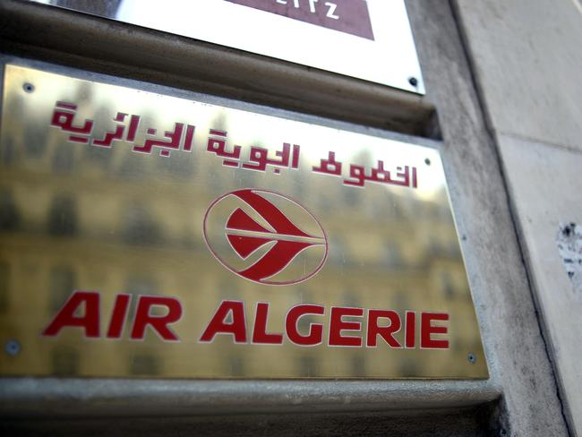 Not again ... An Air Algerie plane had supposedly crashed somewhere in Mali after going missing.