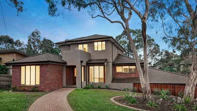 The new four-bedroom house at 2 Dwyer St, Macleod, was sold by private sale for $1.15 million.