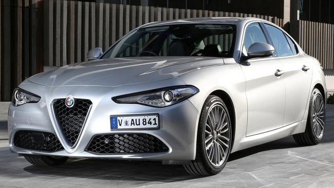 Giulia Super: Sensational to drive, a load of luxe for the price but some quality issues.