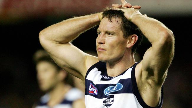 Former Geelong defender and now Adelaide coach Brenton Sanderson looks filthy we've named him on the interchange, but with today's heavy rotations he'll no doubt get a run in no time.