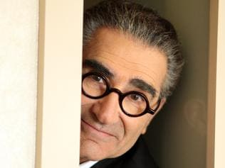 Actor Eugene Levy at the Intercontinental Hotel in Sydney to promote his new film 'American Pie: Reunion'.