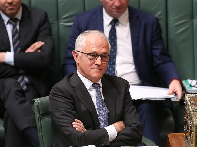 PM Malcolm Turnbull says keeping Liddell open is the cheapest way to avoid power shortfalls. Picture Kym Smith