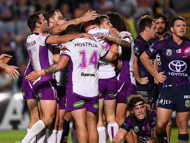 Re-live: Storm end Cowboys' flawless record