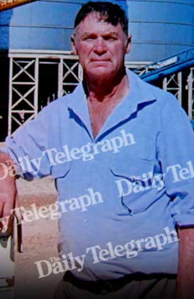 <b>EXCLUSIVE PICTURE:</b> Farmer Ian Turnbull has been charged with murder. PIcture: Supplied.