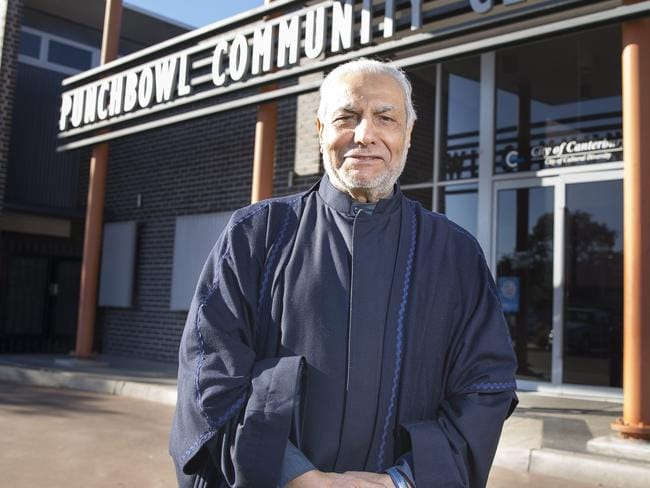 Grand Mufti Ibrahim Abu Mohammed warns watering down hate speech laws would open the door for discrimination and vilification of minorities. Picture: News Corp