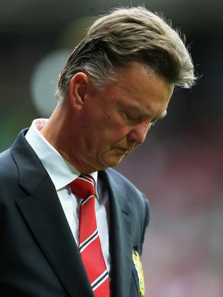 Manchester United manager Louis van Gaal needs to get cracking in the market.