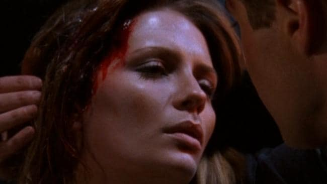 When Marissa was killed off in a car crash in the season three finale, the show went from bad to worse, as did her career.