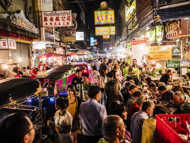 Thailand is looking to take advantage of the lucrative Islamic travel market. Picture: iStock