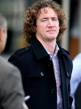 Ciaron Maher is a confident trainer. Picture: Wayne Ludbey