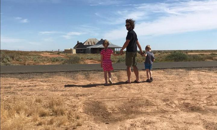 Destination Outback: A family holiday off the beaten track