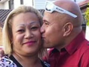 Atinae Afamiliona, 49 and his 45-year-old wife, Tiperia Afamiliona. Atinae is accused of accused of severing his wife's fingers and toes with a Machete he kept under the driver's seat in a brutal roadside attack. Source: 7NEWS