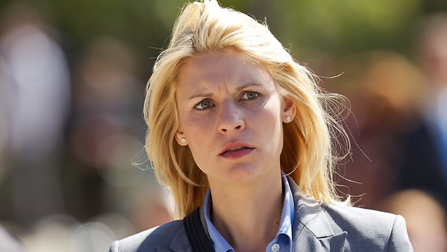 Claire Danes portrayal of CIA agent Carrie Mathison in the TV drama Homeland, may be close to reality as it has been revealed the chief of the CIA's National Clandestine Service, America's most senior undercover spy, for the first time is a woman.