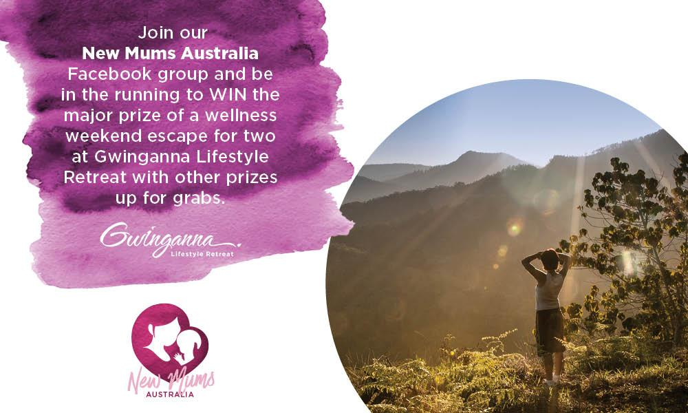 Win a wellness weekend escape for two at Gwinganna Lifestyle retreat