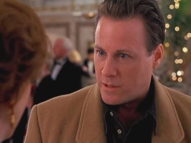 John Heard appeared in an array of hit movies in the 1980s and 1990s. Picture: YouTube