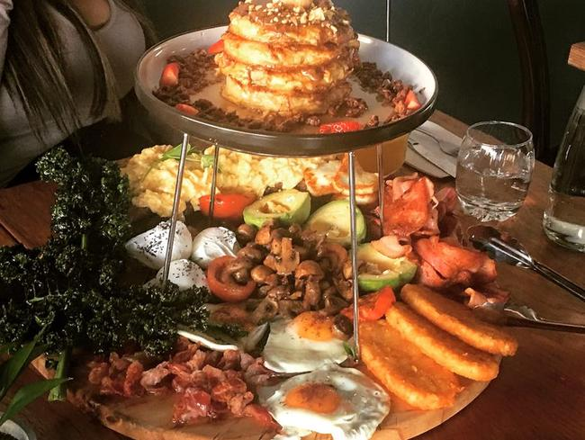 The mother of all breakfasts is here