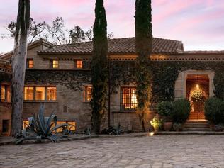 Ellen Degeneres lists Santa Barbara house for $45 million USD. Picture: Jim Bartsch