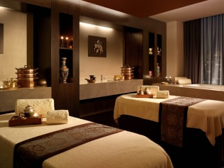 Image: Supplied. CHI, The Spa at Shangri-La Hotel Sydney