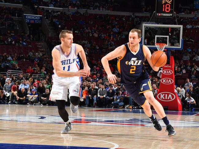 Joe Ingles insists his big money deal with Utah Jazz won't change him.
