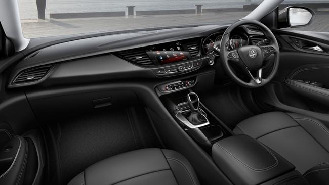 Holden releases first photos of next Commodore