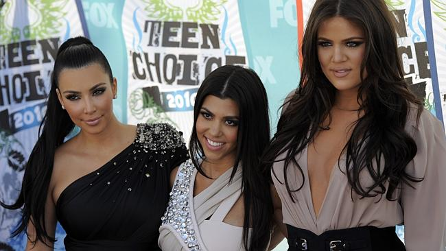 Reality TV moguls? Yes. Financial moguls The Kardashian's have lent their name to diet shakes, perfume and handbags.
