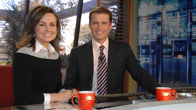 "Television personalities Lisa Wilkinson and Karl Stefanovic have described their relationship as like a ""marriage"". Picture: Supplied"