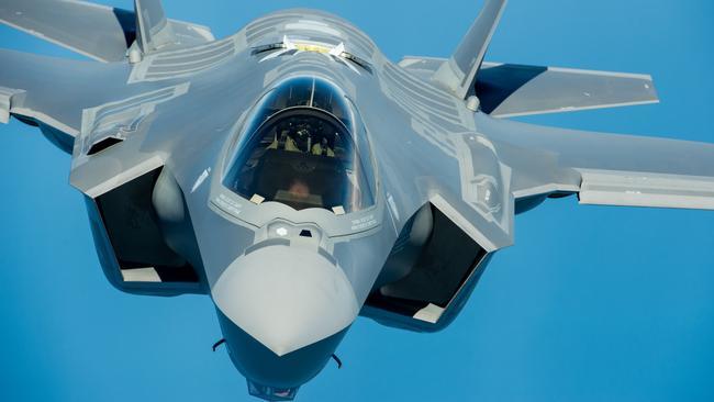 US Air Force F-35A Lightning II