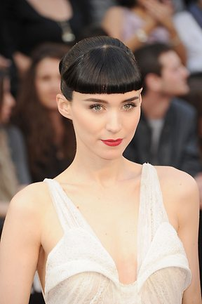 Actress Rooney Mara arrives at the 84th Annual Academy Awards on February 26, 2012. Picture: Jason Merritt/Getty Images