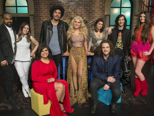 The top eight Voice contestants are set to hit the road in the coming weeks.
