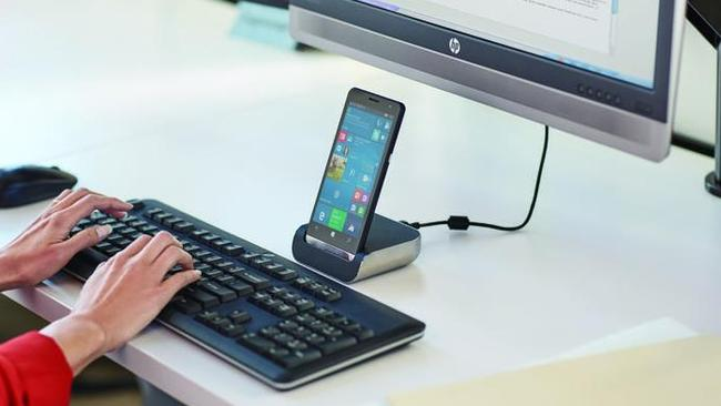 A desktop, laptop and smartphone is what HP have tried to create.