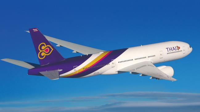 Image result for images of Thai Airways