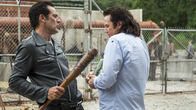 Times are tough on The Walking Dead. Picture: AMC