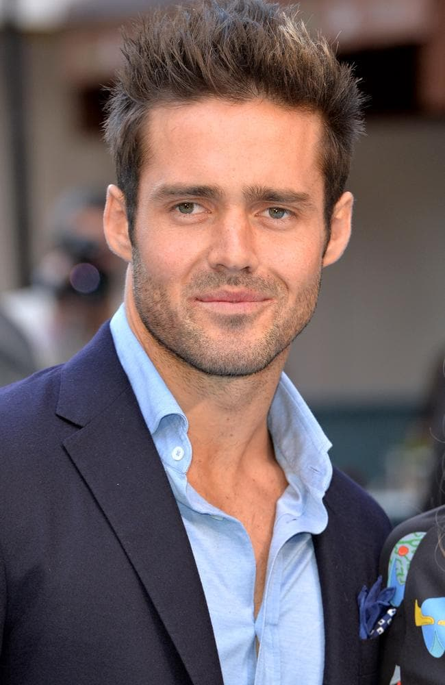 Spencer Matthews is well known in Britain as a wild party boy. Picture: Getty.