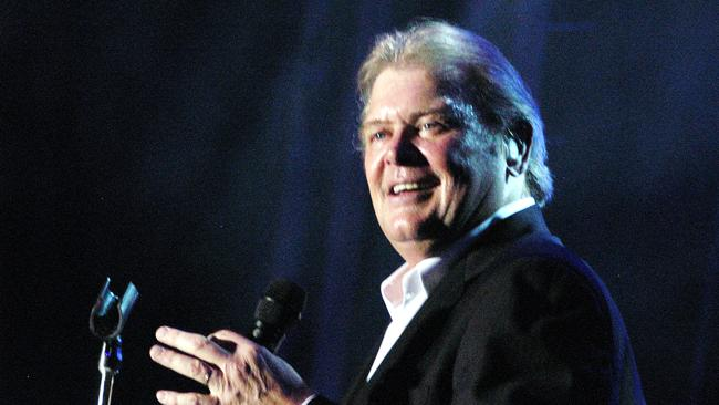 John Farnham has numerous hits. Photo: Ernie McLintock
