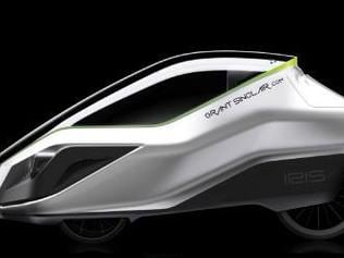 IRIS eTrike is superfast, supersafe and ultra efficient solution to your morning commute