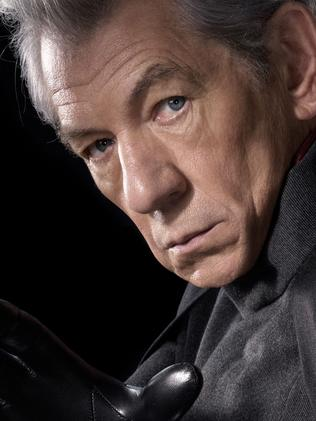 Inspiration ... Magneto as played by Ian McKellen ...
