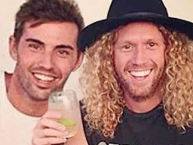 Tim Dormer finds love with best mate
