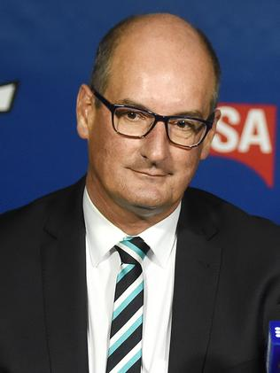 Channel Seven's personality David Koch. Picture: Tom Huntley