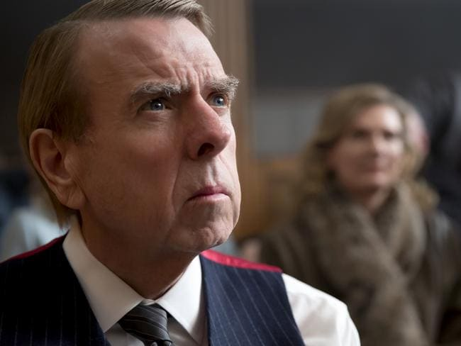 Timothy Spall plays Holocaust denier David Irving in the film. Picture: Supplied