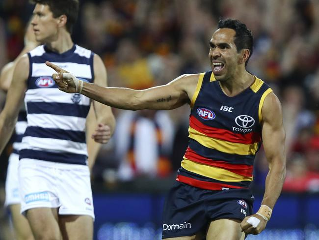 Eddie Betts was on target early.