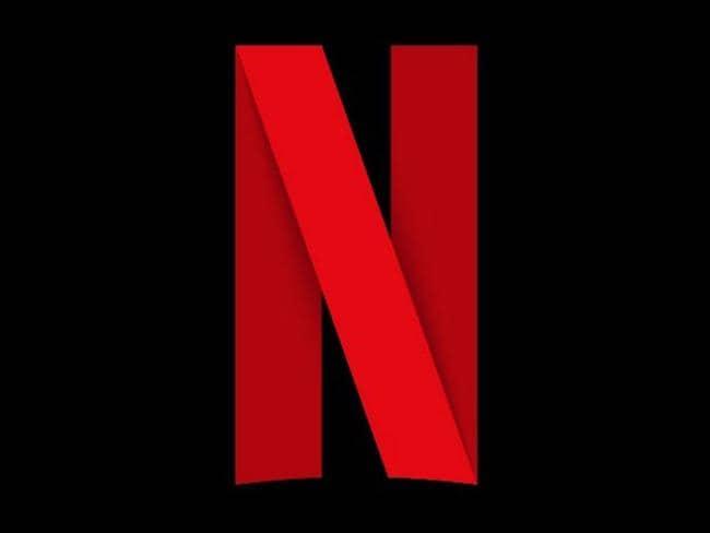New Netflix logo. Picture: Netflix