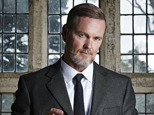 EMBARGO APPLIES - DO NOT PUBLISH BEFORE SATURDAY 7 MAY 2016 .. ABC TV show, BLAKE. Craig McLachlan plays Lucien Blake. Picture: Supplied