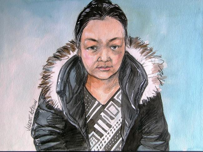 Redfern detectives have upgraded charges against 33-year-oldJie Shao of recklessly inflict grievous bodily harm and administer poison so as to endanger life. Picture: Vincent de Gouw.